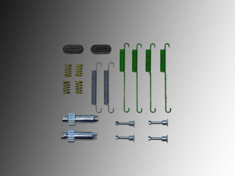 Parking Brake Hardware Kit Rear Better Brake 7304