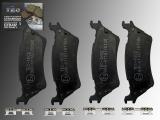 Ceramic Rear Brake Pads Ford F-150 2012-2019