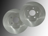 Front Brake Rotors Ford F-150 4WD 1997-2003 Heritage 2004  5 Studs Wheels
