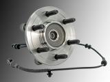 1 x Radnabe , Radlager vorne Ford F-150 2004-2005 6 Radbolzen 4WD ABS Sensor