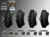 Keramik Bremsklötze vorne Chrysler PT Cruiser 2000-2010