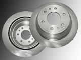 Rear Brake Rotors GMC Envoy 2002-2009