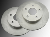2 Front Brake Rotors Buick Rendezvous 4WD 2002-2006