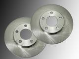 2 Bremsscheiben vorne Chevrolet HHR 2008-2010 296mm Scheibendurchmesser