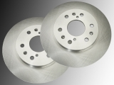 Front Brake Rotors Chevrolet Avalanche 2007-2013