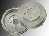 2x Brake Drum Ford Escape 2007-2012