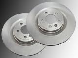 2 Bremsscheiben vorne Buick LaCrosse 2010-2016 321mm Bremsscheibendurchmesser