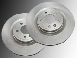 Front Brake Rotors Chevrolet Malibu 2013-2015 321mm Outside Diameter