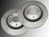 Front Brake Rotors Jeep Grand Cherokee WK/WH 2005-2010