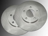 Front Brake Rotors Ford Crown Victoria 2003-2011