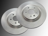 Rear Brake Rotors Chevrolet Malibu 2013-2015  315.00mm Outside Diameter