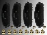 Keramik Bremsklötze vorne Jeep Cherokee KL 2014-2019