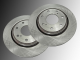 Front Brake Rotors Lincoln Navigator 2007-2020