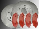 2 Bremsscheiben 294mm Bremsklötze vorne Chrysler 200 2011-2014