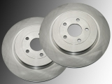 Rear Brake Rotors 328mm Dodge Grand Caravan 2012-2020 328mm