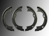 Parking Brake Shoes Jeep Wrangler JK 2007-2016