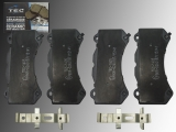Ceramic Front Brake Pads Cadillac CTS V 2009-2014