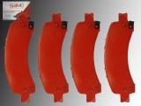 Rear Brake Pads GMC Savana 1500, 2500, 3500 2003-2020
