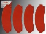 Bremsklötze vorne Ford Ranger 2003-2011 US Modelle