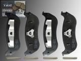 Ceramic Rear Brake Pads Mercury Mountaineer 2002-2005