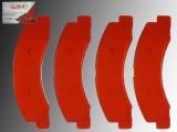Front Brake Pads F-250 Super Duty 1999-2004 Over 8,500lb GVW