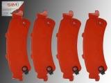Rear Brake Pads GMC Safari 2003-2005