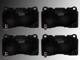 Satz Keramik Bremsklötze vorne Chevrolet Camaro SS 2010, LS/LT 2016-2019 Brembo, Bremsen Code J55
