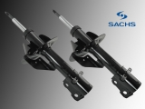 2 Sachs Front Shock Absorber Chrysler Town & Country 1990-1995