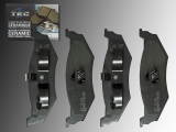 Ceramic Rear Brake Pads Chrysler Neon 1995-2005