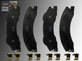 Ceramic Front or Rear Brake Pads Chevrolet Suburban 3500 HD 2016-2018
