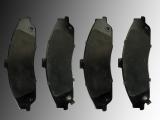 Keramik Bremsklötze vorne Chevrolet Corvette Base 2006-2013