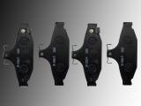 Rear Brake Pads Set Pontiac Firebird 1988-1997