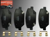 Front Brake Pads Buick Envision 2016-2020