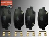 Bremsklötze vorne Buick Regal Sportback, Regal TourX  2018-2019 für 321mm Bremsscheiben