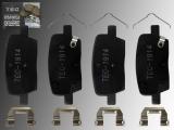 Keramik Bremsklötze hinten Buick Enclave 3.6L 2018-2020