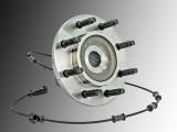 1x Radnabe Radlager vorne ABS Dodge RAM 1500 Mega Cab Pickup 2006-2008 4WD 8 Radbolzen