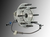 1x Front Wheel Bearing and Hub Assembly incl. ABS Sensor GMC Sierra 3500 HD 2007-2010 Single Rear Wheels