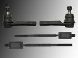 2x Spurstangenkopf vorne aussen 2x Spurstange Axialgelenk innen Ford Explorer V6 4.0L 2004-2005