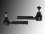 2x Tie Rod End Chevrolet Impala 2004-2013