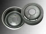 2x Rear Brake Drum Ford Ranger 1998-2009 With 10 Diameter Drum