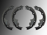 Rear Brake Drum Shoes Set Pontiac Grand AM 1978-1980
