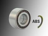 1x Front Wheel Bearing incl. ABS Sensor Jeep Compass 2006-2017