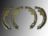 Rear Drum Brake Shoes Set Chrysler Grand Voyager, T&C 2WD 1988-1995 Front Wheel Drive