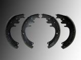 Rear Drum Brake 13 Shoes Satz GMC Savana 2500 1996-2002 64mm wide