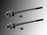 2x Inner Tie Rod End Chevrolet Suburban 1500, 2500  2000-2013