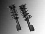 2x Front Shock Absorber incl.Coil Spring and Strut Mount Opel Sintra 1996-1999