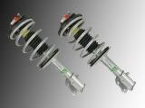 2x Front Shock Absorber incl. Strut Mount and Coil Springs Chrysler PT Cruiser 2000-2010
