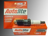 6 Copper Spark Plugs Autolite USA Chrysler Concorde V6 3.5L 1993-1997