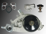 Water Pump incl. Gaskets and Thermostat Hummer H2 V8 6.0L 2007 6.2L 2008-2009