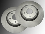 2 Bremsscheiben vorne Jeep Grand Cherokee WK2 2011-2020 330mm Durchmesser